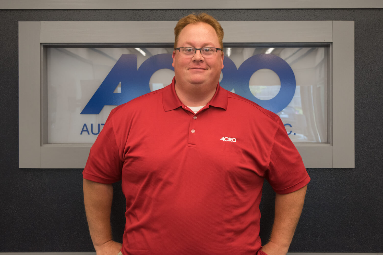 Director of the Automated Solutions Group (ASG) - Kyle D. Klamar