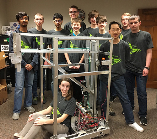 Acro Robotics Team